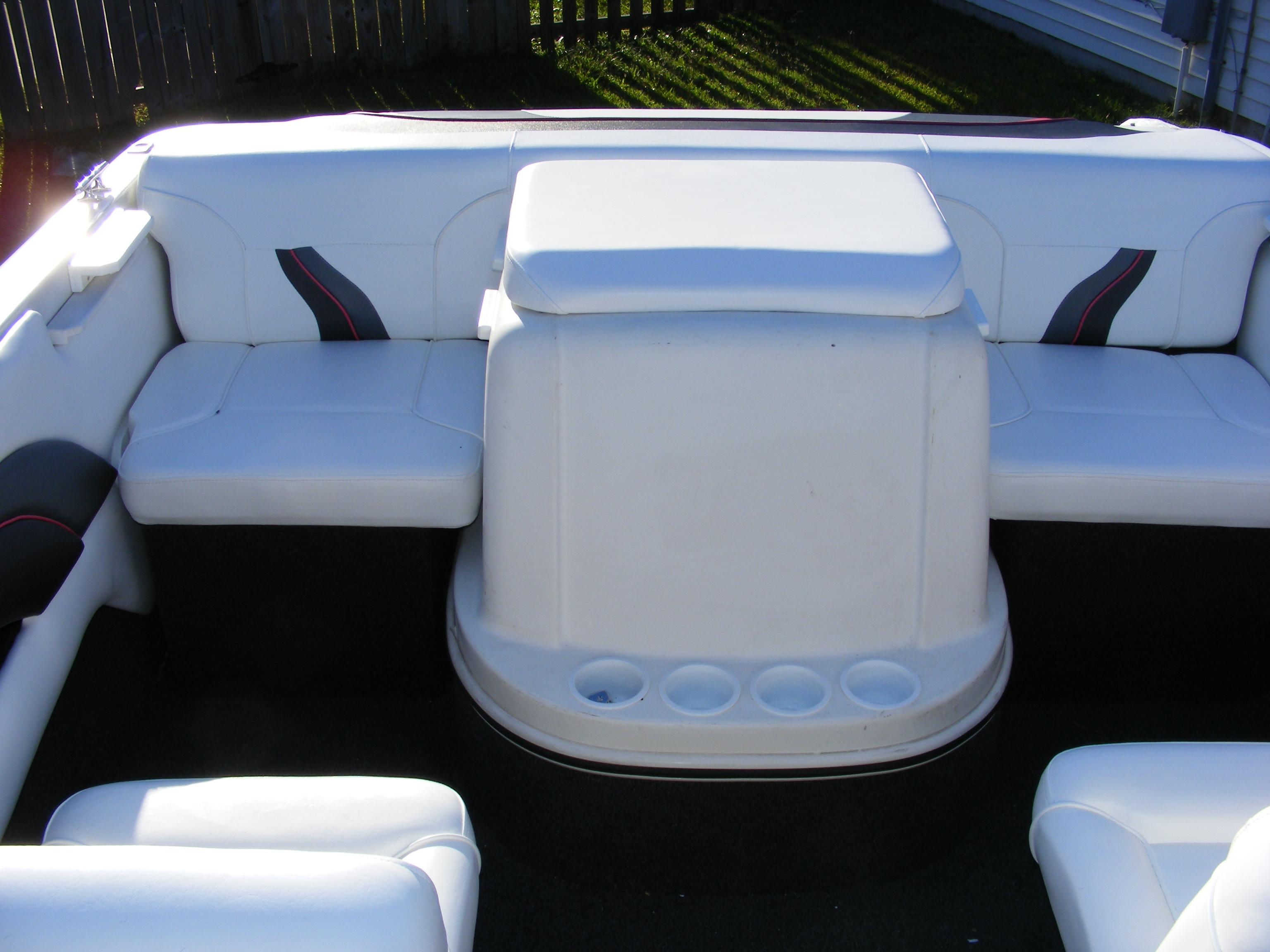 Detail Pontoon Boat Seat Designs